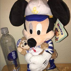 Disney Cruise -Mickey & Duffy